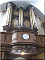 TQ3379 : Organ in St Mary's church, Bermondsey by Stephen Craven