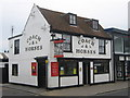 TR1066 : The Coach and Horses Public House, Whitstable by David Anstiss