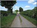 TL6056 : Westley Bottom Road by Hugh Venables