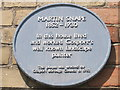 Photo of Martin Snape blue plaque