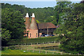 TQ6827 : Oast House at Old Shoyswell Manor Farm, Sheepstreet Lane, Etchingham, East Sussex by Oast House Archive