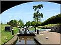 SJ6542 : Audlem Locks No 7, Shropshire Union Canal, Cheshire by Roger  Kidd