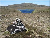 NC6715 : Lochan Sgeireach by Chris Wimbush