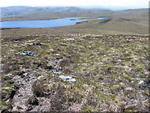 NC6915 : Meall a' Phiobaire towards Loch Beannach by Chris Wimbush