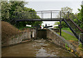SO8857 : Offerton Bottom Lock by Pierre Terre