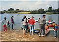 SJ8291 : Chorlton Water Park by Stephen Craven