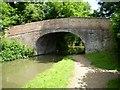 SP8830 : Canal Bridge 102 by Mike W Hallett