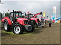 TL3247 : Massey Ferguson at Cereals, Vine Farm, Wendy by Michael Trolove