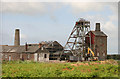 SW6641 : Robinson's Shaft, South Crofty Mine by Helen Wilkinson