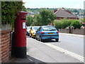 SZ0279 : Swanage: postbox № BH19 140, Northbrook Road by Chris Downer