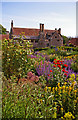 SZ4083 : Mottistone Manor Garden, Isle of Wight by Christine Matthews