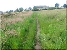 SE1208 : Footpath near Upperthong by Chris Wimbush