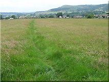 SE1606 : Footpath near Hepworth by Chris Wimbush