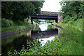 SP0592 : The A34 crossing the Tame Valley Canal by Row17