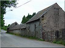 S6516 : Farm building near Slieveroe, Co. Kilkenny by Dylan Moore
