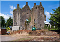S1801 : Castles of Munster: Sleady, Waterford by Mike Searle