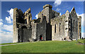 S0740 : Castles of Munster: Cashel, Rock of Cashel, Tipperary by Mike Searle