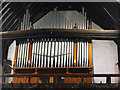TQ6171 : St Nicholas, Southfleet - organ by Stephen Craven