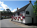 TQ5956 : The George & Dragon, The Street, Ightham by Oast House Archive