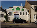 SP5206 : Original building of Central Oxford Mosque by David Hawgood