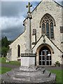 TQ2149 : Betchworth parish war memorial by Stephen Craven