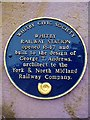 Photo of Blue plaque number 12682