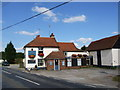 TQ7975 : The Fenn Bell Inn, Fenn Street by Chris Whippet