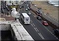 TV6199 : Seagull looking toward Marine Road : Week 28