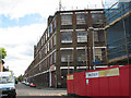 TQ3677 : Factories on Childers Street, Deptford by Stephen Craven