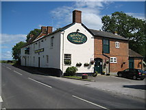 SU0363 : Bishops Cannings: Bridge Inn on Horton Road by Nigel Cox