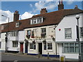 TR1458 : The Monument Public House, Canterbury by David Anstiss