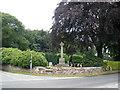 SJ5153 : Goldford Lane crossroads, Bickerton by Roger Cornfoot