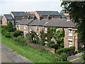 SE5951 : Dewsbury Cottages, York by Stephen Craven