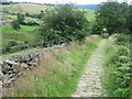 SJ9572 : Saddlers Way footpath from Tegg's Nose Country Park by Chris Wimbush