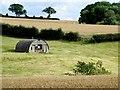 TF2773 : Nissen style hut, near Fulletby : Week 30