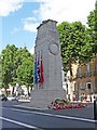 TQ3079 : The Cenotaph, Whitehall, London SW1 by Christine Matthews