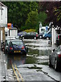 TQ3006 : Flooding in Preston Park area by Louise