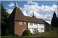 TQ9258 : Church Oast, Kingsdown, Kent by Oast House Archive