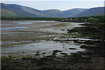 Q5111 : The Owenmore Estuary at Cloghane by Adrian Platt