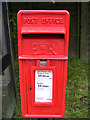 TM3463 : Main Street  Postbox by Adrian Cable