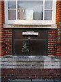 SZ0391 : Parkstone: postbox № BH14 191, Bournemouth Road by Chris Downer