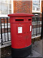 SZ0391 : Parkstone: postbox №s BH14 189/190 and 191, Bournemouth Road by Chris Downer