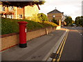 SZ0291 : Poole: postbox № BH14 3, Park Road by Chris Downer