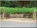 SJ9868 : Stone Troughs near Crag Hall by Jonathan Clitheroe