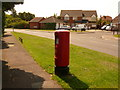 SZ1693 : Christchurch: postbox № BH23 107, Normandy Drive by Chris Downer