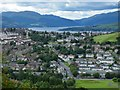 NS2675 : Greenock and the Clyde from Overton by Thomas Nugent