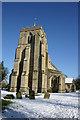 TL5850 : Holy Trinity Church, Balsham by Simon Judd