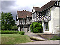 SP1386 : South front of Blakesley Hall, Yardley, Birmingham by Robin Stott