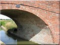SP8514 : Aylesbury Arm: Sloping Brickwork on Bridge No 13 by Chris Reynolds