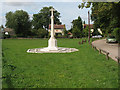 TL4010 : Roydon village war memorial by Stephen Craven